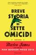 Cover of Breve storia di sette omicidi