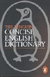 Cover of The Penguin Concise English Dictionary