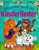 Cover of Das große Buch der Kinderlieder