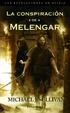 Cover of La conspiración de Melengar