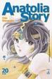 Cover of Anatolia Story - #20 di #28