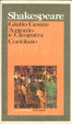 Cover of Giulio Cesare - Antonio e Cleopatra - Coriolano