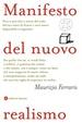 Cover of Manifesto del nuovo realismo