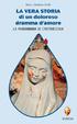 Cover of La vera storia di un doloroso dramma d'amore