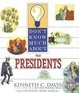 Cover of Don't Know Much about the Presidents