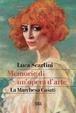 Cover of Memorie di un'opera d'arte
