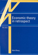Cover of Economic theory in retrospect
