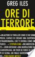 Cover of Ore di terrore