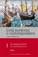 Cover of L'età moderna e contemporanea - vol. 1