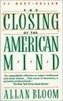 Cover of The Closing of the American Mind