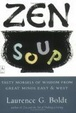 Cover of Zen Soup