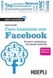 Cover of Fare business con facebook