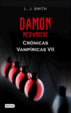 Cover of Damon. Medianoche