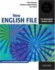 Cover of New English File: Student's Book Pre-intermediate level