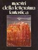 Cover of Maestri della letteratura fantastica
