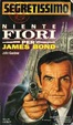 Cover of Niente fiori per James Bond