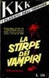 Cover of La stirpe dei vampiri