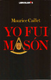 Cover of Yo fui masón