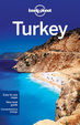 Cover of Lonely Planet Turkey