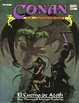 Cover of Conan: El cuerno de Azoth