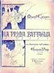 Cover of La prima battaglia