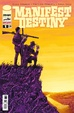 Cover of Manifest Destiny #1