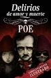 Cover of Delirios de amor y muerte