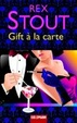 Cover of Gift a la Carte.