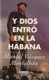 Cover of Y Dios entró en La Habana