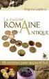 Cover of La cuisine romaine antique