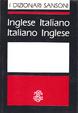 Cover of Dizionario Sansoni italiano-inglese, inglese-italiano