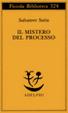 Cover of Il mistero del processo