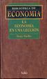Cover of La economía en una lección