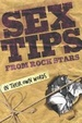Cover of Sex Tips from Rock Stars