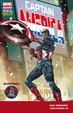 Cover of Capitan America #11 Marvel Now!