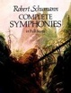 Cover of Complete Symphonies in Full Score