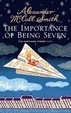 Cover of The Importance of Being Seven