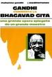 Cover of Gandhi commenta la Bhagavad Gita