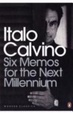 Cover of Six Memos for the Next Millennium