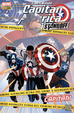 Cover of Capitan America n. 77
