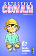 Cover of Détective Conan, Tome 87
