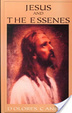 Cover of Jesus and the Essenes