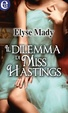 Cover of Il dilemma di Miss Hastings