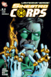 Cover of Lanterna Verde: Sinestro Corps n.3