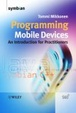 Cover of Programming Mobile Devices