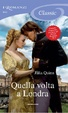 Cover of Quella volta a Londra