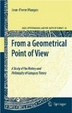 Cover of From a Geometrical Point of View