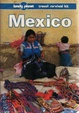 Cover of Lonely Planet Mexico