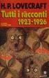 Cover of Tutti i racconti (1923-1926)