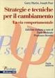 Cover of Strategie e tecniche per il cambiamento